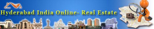 Hyderabad India Online – Real Estate
