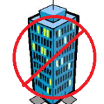 Authorized and Prohibited Zones for Skyscrapers in Hyderabad