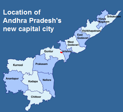 Singapore to design andhra pradeshs new capital hyderabad india boundaries ap capital2 malvernweather Choice Image
