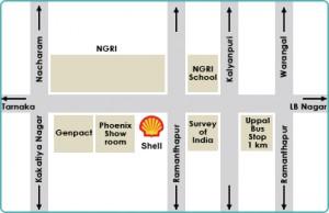 Habsiguda Area – Best Petrol Pump