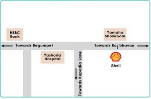 Somajiguda Area – Best Petrol Pump