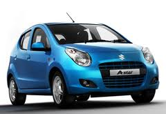 Launch of New Version of Maruti A-Star