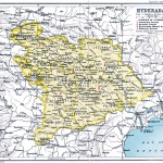 Liberation Hyderabad State Map