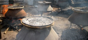 Indian Cooking Pots