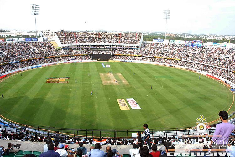 Is Hyderabad Neglected for International Cricket Matches?