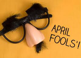 The Fools' Day Pranks on Internet