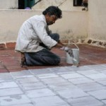 Cool Your House by Applying Coolant on the Rooftop