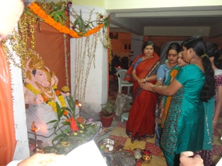 Ganesh Chaturthi in Hyderabad Apartments – A Lot More Than Just Celebrations
