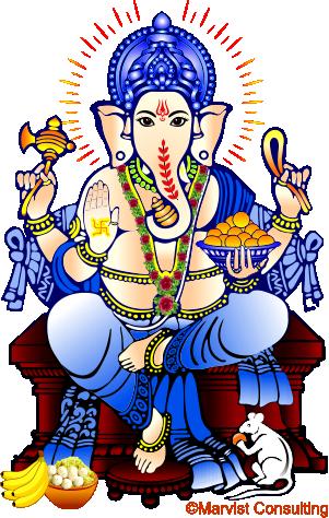 Ganesh Idol: Message of Wisdom