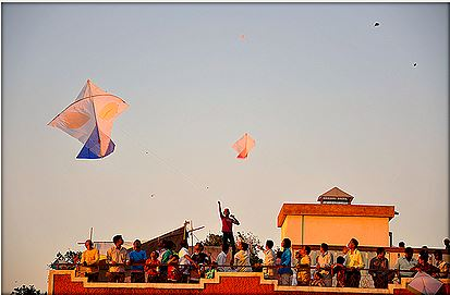 This Sankranthi Fly Kites and Recharge Your Body with Vitamin D