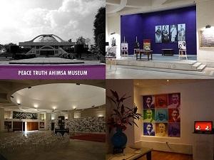 Peace Truth Ahimsa Museum Bapu Ghat