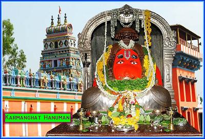 Karmanghat – A Must Visit Oldest Hanuman Temple in Hyderabad