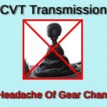 CVT Transmission Cars