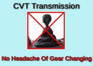 Continuously Variable Transmission (CVT) Cars