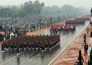 Indian Republic Day Celebrations 2016