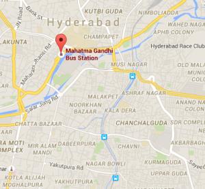 Buses From Mahatma Gandhi Bus Station (MGBS) –