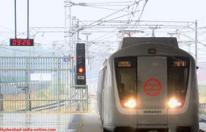 Metro Rail Systems in India